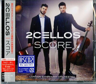 2CELLOS - SCORE [New CD] - $11 67 | PicClick
