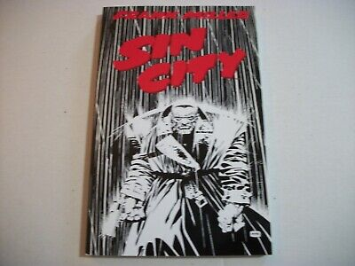Sin City by Frank Miller First SC Collection NM 1st edition 1992 Dark Horse