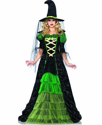 New Leg Avenue 85240 Storybook Witch Halloween Costume