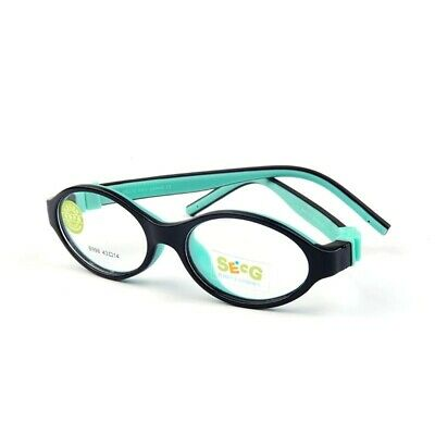 3d46e406ba2f Cute Kids Glasses Frame Optical Myopia Spectacles Silicone Soft Flexible  Round
