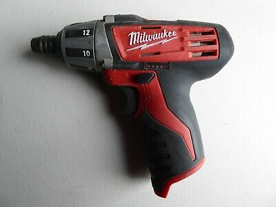 Milwaukee M12 C12D Cordless Screwdriver Body Only