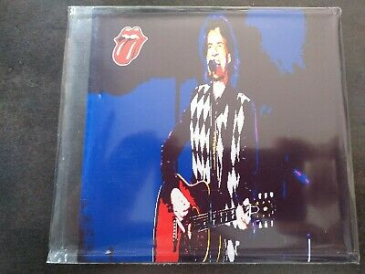 Rolling stones live Chicago cd rare June 21, 2019