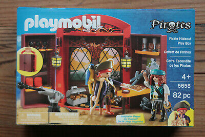 Playmobil Coffret de Pirates Cachette 5658