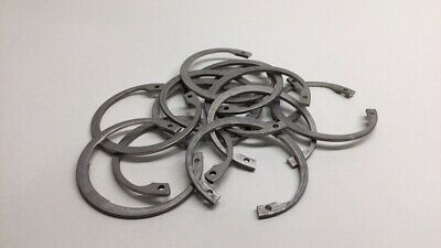 Krones 0681953092 Retaining Snap Ring 52x2 A2 DIN472 (Pack of 12) 0-681-95-309-2