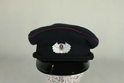 88903a1e0 DDR EAST GERMAN Air Force / Luftwaffe Peaked Cap & Badge - $20.92 ...