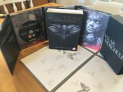 Game Of Thrones Complete Season 4 DVD - VGC