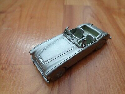 Danbury Mint Classic 1965 Austin Healey 3000 Pewter Collectable Model Car Boxed
