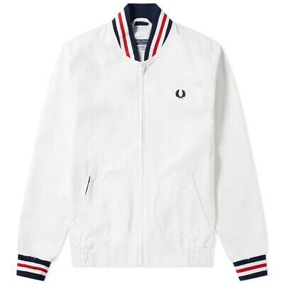 191c3ec6e FRED PERRY REISSUES Made in England Bomber Jacket 608 Cazadora - EUR ...