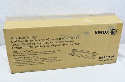 XEROX OEM GENUINE 108R01418 Magenta Drum Cartridge Phaser 6510
