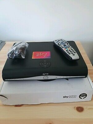 Sky Plus + HD Box, DRX890 500gb, Viewing Card, Remote And Lead