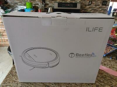 ILIFE V5 Smart Robot Vacuum Cleaner Auto Cleaning Microfiber Mop Floor Sweeper