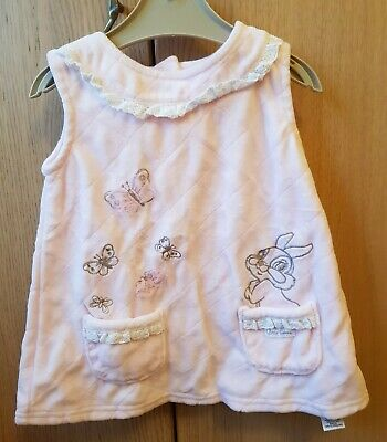 Sleeveless Girls Baby Toddler Dress from Disney Baby at George. Size 3 – 6 month