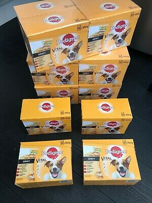 JOBLOT small PALLET of Pedigree Dog Food - Wholesale bulk clearance job lot