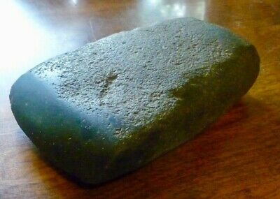 "Antique Pre-Columbian Stone Mayan Axe- 4 1/2"" x 3"""
