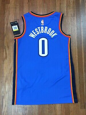 release date: fe21b 5f9a9 NIKE MENS OKLAHOMA CITY THUNDER RUSSELL WESTBROOK CITY ...