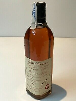 WHISKY MICHEL COUVREUR 12 YEARS OLD OAK CASKS MALT SCOTCH WHISKY 70cl UNFILTERED