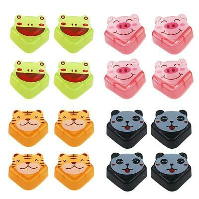 BW#A 4pcs Cute Cartoon Baby Desk Table Corner Guards Edge Safety Protector Cover