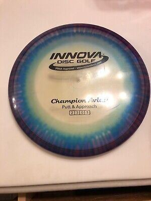 INNOVA CHAMPION AVIAR PUTTER 172g TIE DYE - USED - Great Condition And Pattern