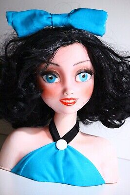 OOAK Custom Repaint Doll | Betty Rubble | The Flintstone's