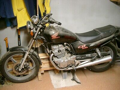 Motorrad Honda CB 250 (two fifty) 2.Hand, Original, 5.900 km