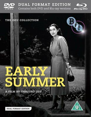 Early Summer / What Did the Lady Forget? - BFI DVD & Blu ray NEW & SEALED - Ozu