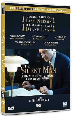 DVD NUOVO SIGILLATO SILENT MAN (THE) FILM  DI PETER LANDESMAN Versione italiana
