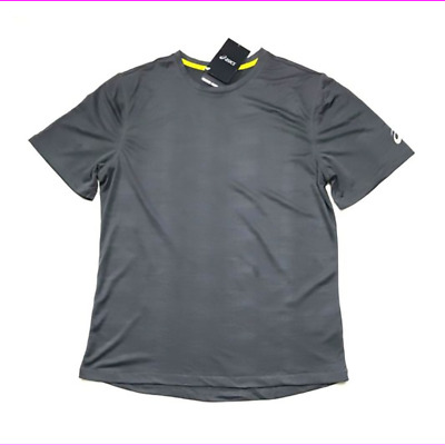 Asics Mens Active Tee Short Sleeve Simi Fitted