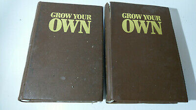 marshall cavendish grow your own complete 52 parts allotment plot garden binders