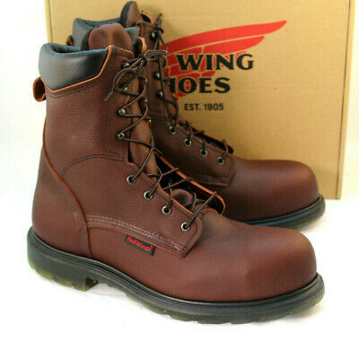 a39d7455583 NEW RED WING 2408 Size 10 D Safety Toe Waterproof Men's Work Boots ...