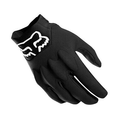 2019 Fox Attack Fire Cold Weather Motocross MX Enduro Gloves Black Adults
