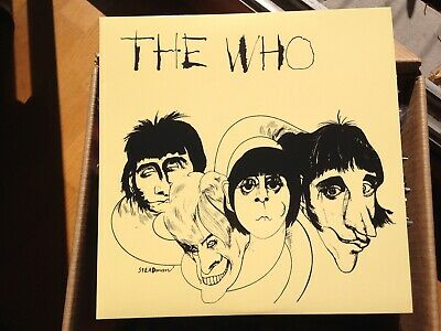 The Who Lp The Who