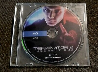 Terminator 2: Judgment Day (Theatrical Version / Blu-ray Disc) DISC ONLY