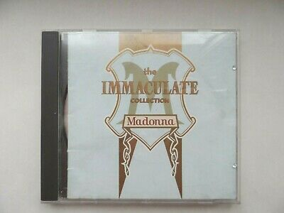 Madonna - The Immaculate Collection - CD Compact Disc Only