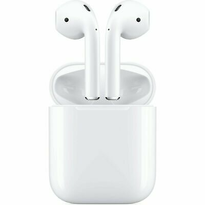 AirPods 2nd Generation MV7N2AM/A with Charging Case - White no Wirelees Charging