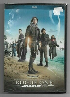Sealed DVD Movie - STAR WARS - Rogue One - A STAR WARS STORY