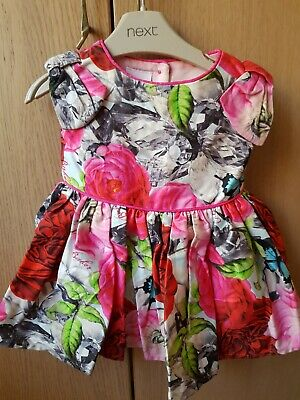 Infant Baby Girls Dress from Baker by TED BAKER. Size 0 - 3 months