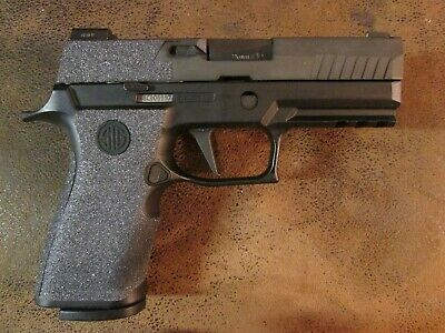 SIG P320 X5 Magwell Funnel And Grip Weight Factory Sig Sauer Genuine