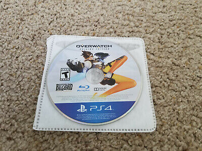 Overwatch: Origins Edition for Sony PlayStation 4 PS4 - Disc Only
