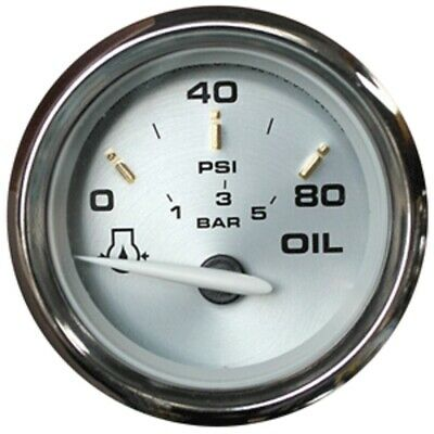 NEW OEM SEA Ray 0 - 80 Psi Oil Pressure Gauge Searay Part