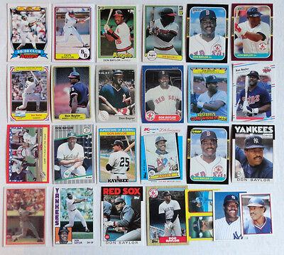 500 Card Bulk Lot From Baseball Card Collection 1000