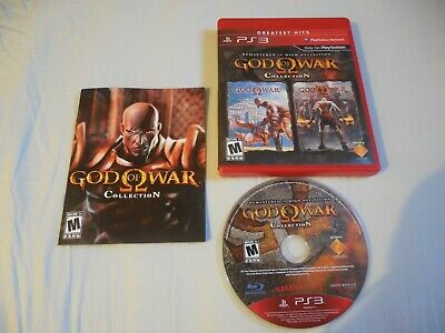 God of War Collection for PS3 Sony PlayStation 3