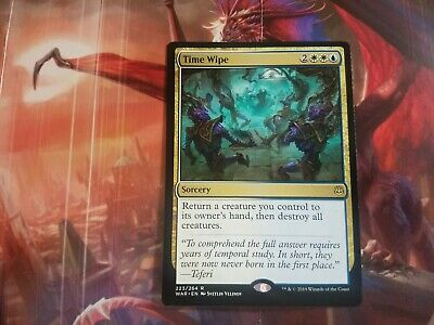 Mtg War of the Spark Spark Double NM Full Set Available