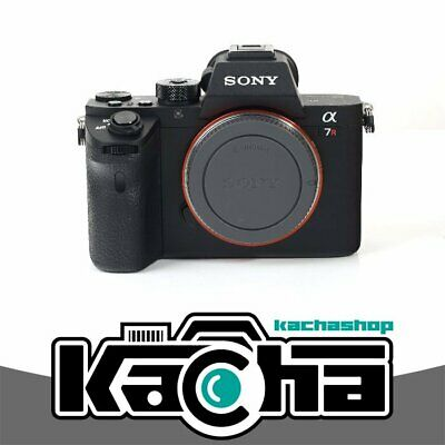 NEUF Sony Alpha a7R II Mirrorless Digital Camera Body Only a7R Mark 2