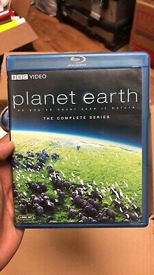 Planet Earth - The Complete Collection (Blu-ray Disc, 2007, 4-Disc Set)