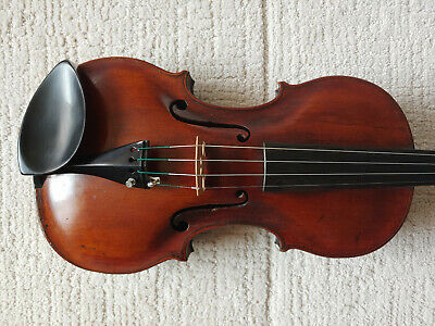 18th century 4/4 violin, Matthias Placht, full set up, very fine sound