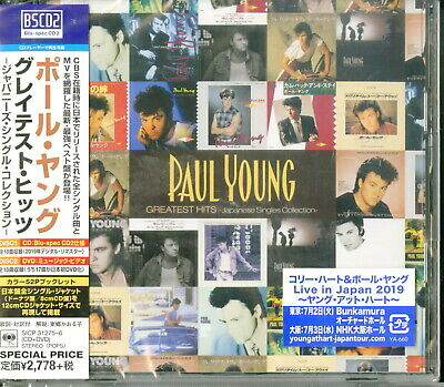 Paul Young-Greatest Hits...-Japan Only Blu-Spec Cd2+Dvd+Book Bonus Track G29