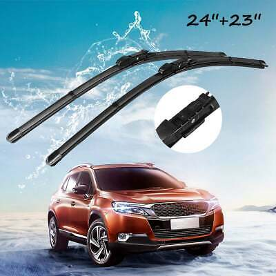 23''  24'' Windscreen Wiper Blades Front For BMW 5 Series E60 E61 2003-2010 UK