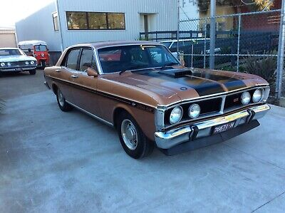 FORD FALCON XY GT THE REAL DEAL Matching Numbers Factory Auto The Only one Built