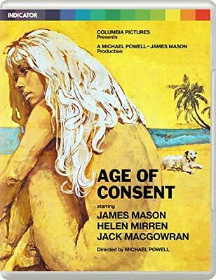 Age of Consent - Limited Edition [Blu-ray] [DVD][Region 2]