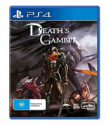 Deaths Gambit Sony PS4 Playstation 4 RPG Action Adventure Platformer Game